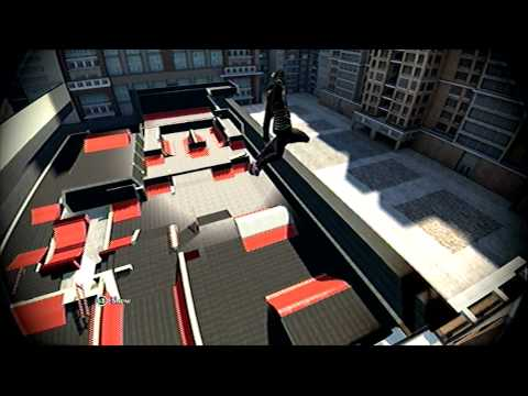 EA SKATE 3 RTM WAREHOUSE FEATURED PARK