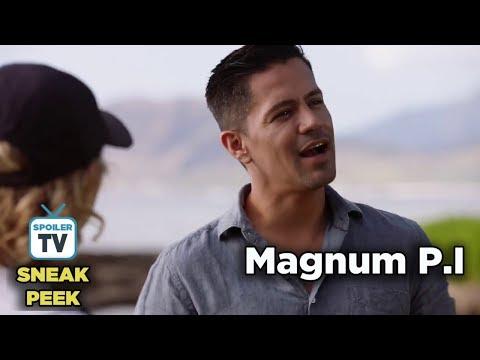 """Magnum P.I. 1x09 Sneak Peek 1 """"The Ties That Bind"""""""