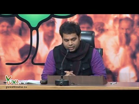 Our govt has adopted Zero tolerance policy against Corruption: Shri Shrikant Sharma: 24.12.2015