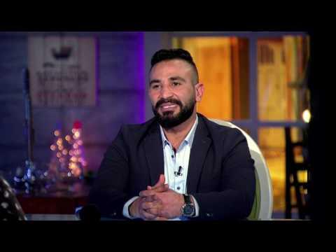أحمد سعد يلخص علاقته بريم البارودي بهذه الكلمة