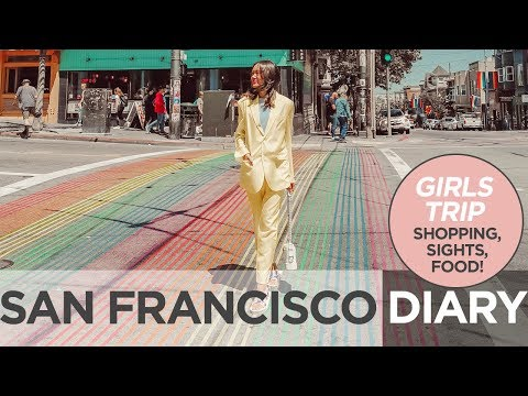 San Francisco Girls Trip | Camille Co