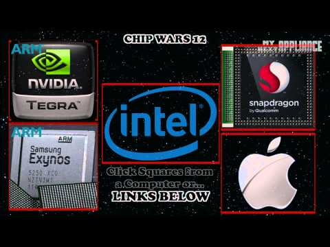 exynos - CHIP WARS 12: WTF will be powering the upcoming Samsung Galaxy S4, the Galaxy Note 3, and Galaxy Tab devices? This 12th EPISODE of CHIP WARS explains the inn...