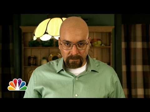 Jimmy Fallon's created arguably his greatest viral video yet in 'Joking Bad,' a great 'Breaking Bad' parody.