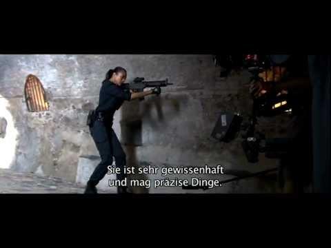 "COLOMBIANA Featurette ""Zoe Saldana"" (ab 27. Januar 2012 auf DVD/Blu-ray)"