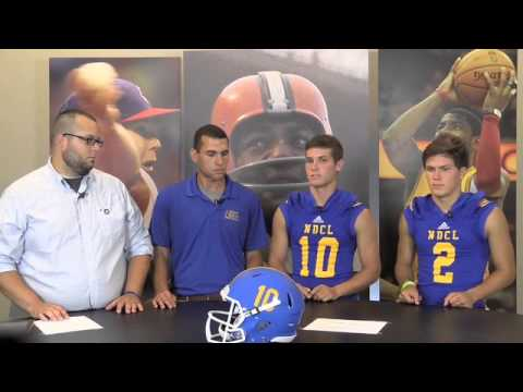 Notre Dame-Cathedral Latin football team preview 2014