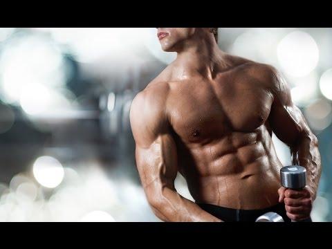 Упражнения для мышц пресса на горизонт скамье