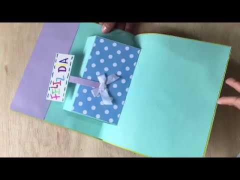 Tarjetas de amor - Tarjeta 3D para regalar en cualquier ocasión