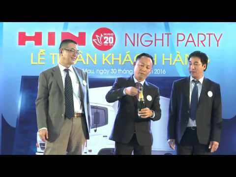 Hino Đại Phát Tín - Tri Ân Khách Hàng 2015