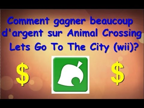 animal crossing let's go to the city wii coiffure
