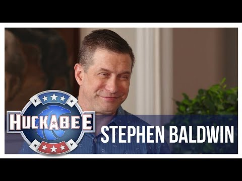 """Actor Stephen Baldwin Talks Christianity and His Film """"The Least Of These""""   Huckabee"""