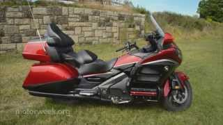 6. MotorWeek | Two Wheelin': Honda Gold Wing 40th Anniversary Edition