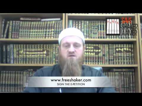 Wasim Kempson - Free Shaker Aamer