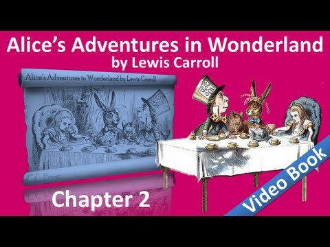 Chapter 02 - Alice's Adventures in Wonderland by Lewis Carroll - The Pool of Tears