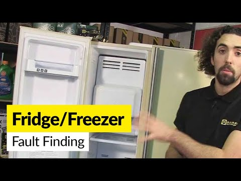 How to Diagnose a Fault with a Frost Free Fridge Freezer