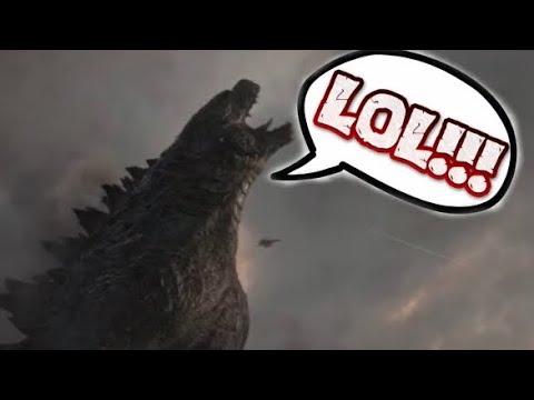 If Godzilla and the MUTOs Could Talk in Godzilla 2014