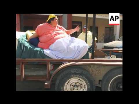 World's heaviest man will marry his long-time girlfriend later this month in Mexico. The groom weigh