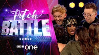 Pitch Battle website: http://bbc.in/2tspn3j Kelis reveals the result of the public vote.