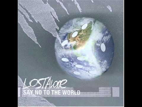 LostAlone - Silence lyrics