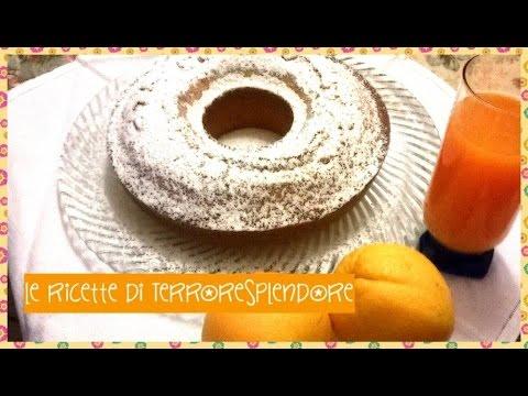 ciambella pan d'arancio - ricetta siciliana