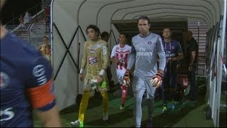 AC Ajaccio - Paris Saint-Germain (0 - 0) - Le résumé - YouTube