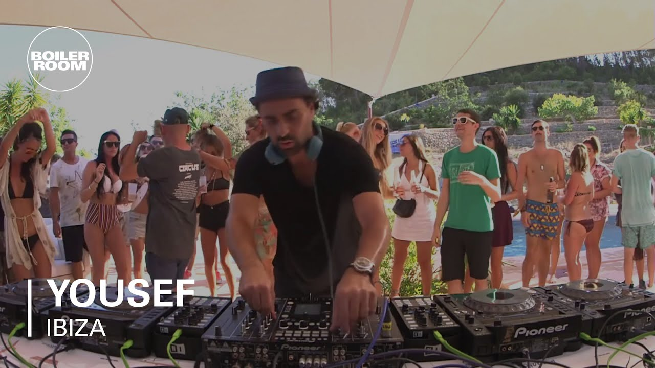 Yousef - Live @ Boiler Room Ibiza Villa Takeovers 2013
