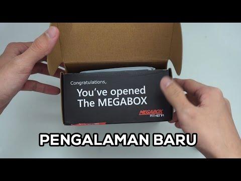 Unboxing Megabox TV Box Indonesia - Lebih Bagus dari HP Murah