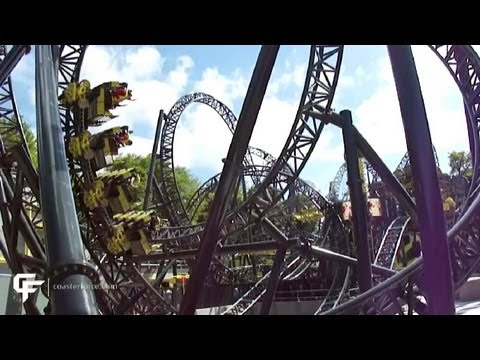 offride - Need a reason to smile? Look no further than our cheerful offride video of The Smiler at Alton Towers! The Smiler is a Gerstlauer rollercoaster with a record...