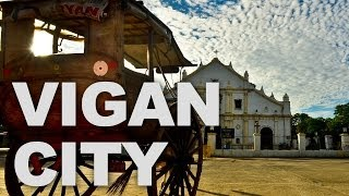 Vigan Philippines  city images : Vigan City, One of the Few Hispanic Towns Left in the Philippines
