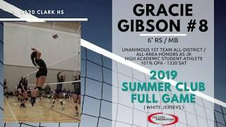 2019 Summer Club Game