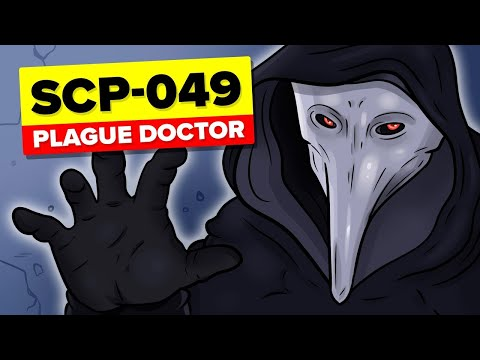 SCP-049 - the Plague Doctor Captured (SCP Animation & Story)