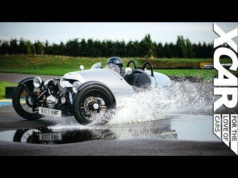 The Morgan 3 Wheeler is the best horse ever