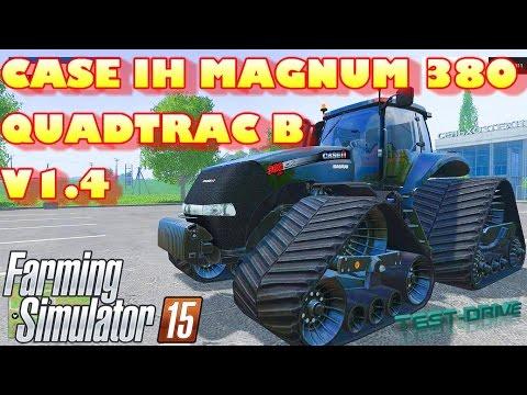 Case IH Magnum 380 QuadTrac B v1.4