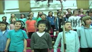This Is So Lovely!  Put A Huge Smile On My Face. Watch This Capital Children's Choir Singing!