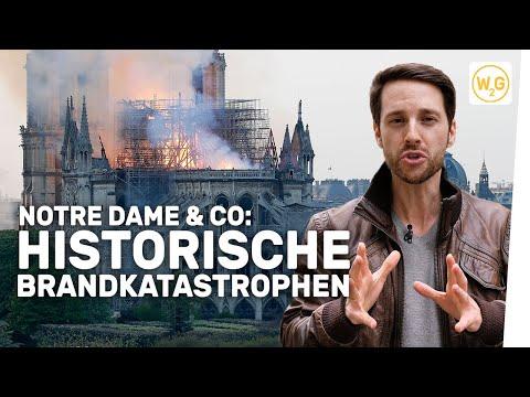 Notre Dame & Co: Historische Brandkatastrophen