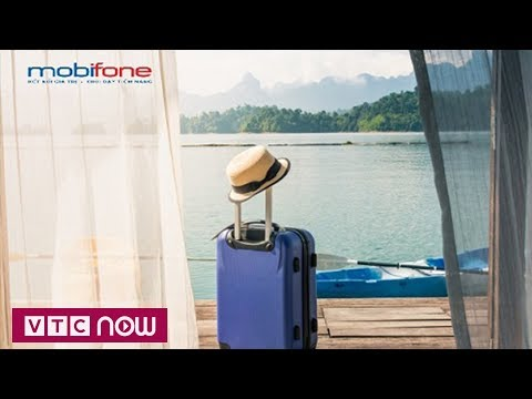 Mobifone dành nhiều ưu đãi khi đặt phòng qua booking.com - Thời lượng: 52 giây.