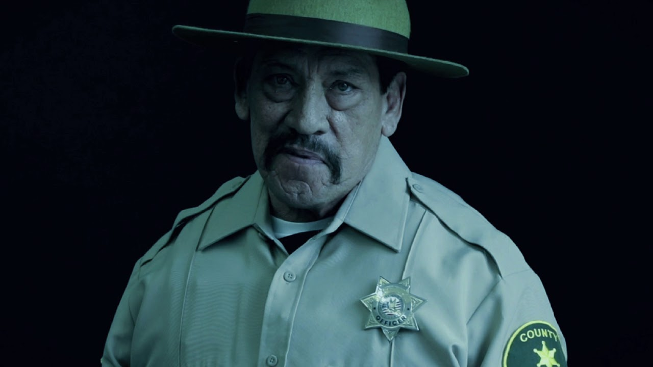 Murder in the Woods - An Exclusive Warning From Danny Trejo