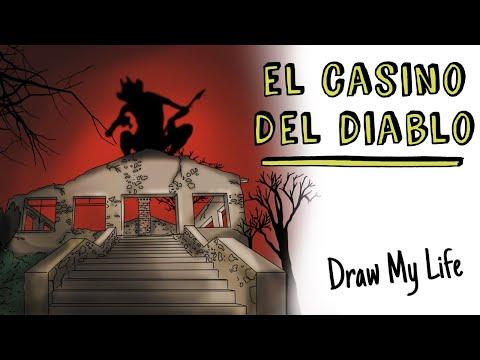 El casino del diablo 👹 | Draw My Life Terror