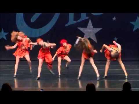 Dance Moms ~If I Had You~ Audio Swap (видео)
