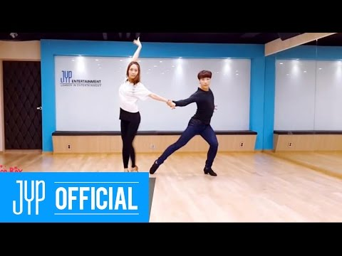 "Fei(페이) ""a Good Boy"" Special Clip (Dance Sports Version)"