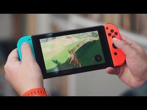 Nintendo Switch полный качественный обзор, отзыв реального пользователя. Сравнение с Xbox, PS4.