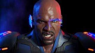 Crackdown 3 Commander Jaxon Reveal TrailerSubscribe Herehttps://www.youtube.com/channel/UCm4WlDrdOOSbht-NKQ0uTeg?sub_confirmation=1Twitch Channel Here http://www.twitch.tv/rabidretrospectgamesTwitterhttps://twitter.com/RabidRetroGPATREONhttps://www.patreon.com/user?u=2795437Feel free to check out our channel! We've got walkthroughs from everything from Resident Evil 7 to LoZ Breath of the Wild.