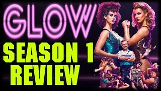 GLOW Season 1 ReviewThis series a fictionalized take on the  Gorgeous Ladies of Wrestling. This series is A look at the personal and professional lives of a group of women who perform for a wrestling organization in Los Angeles.---Please Subscribe: https://www.youtube.com/user/theissuesguystuff?sub_confirmation=1Check out your favorite Shows Playlist! https://www.youtube.com/user/theissuesguystuff/playlistsSubscribe to our podcast on ITunes http://issuesprogram.com/itunes/https://itunes.apple.com/us/podcast/phils-recap-and-review-with-phil-theissuesguy-podcast/id943187265?mt=2Thanks for the support!---To help us Keep going and create more content  consider:Supporting the channel on Patreon: https://www.patreon.com/philtheissuesguyDonate to the Channel on Paypal:  https://www.paypal.me/PhiltheissuesguyAlso it really helps us to check out some off the offers and links bellow! http://www.audibletrial.com/Issues to sign up for 30 free days of Audible and get a free book! It helps us out BiG TIMEl! :)To get 30 days free with 1 games out on Gamefly sign up with the link: http://gameflyoffer.com/issuesSign up LootCrate! http://www.trylootcrate.com/issuesJoin the Record of the Month club: http://joinvmp.com/issues----Stay connected!Discord: https://discord.gg/0upUVdagXcUuzbfGGoogle Community: https://plus.google.com/u/0/communities/116286288385889495387Songs Used on the Show:  https://soundcloud.com/user-521817999And for more check out : http://Issuesprogram.com and our sisters channel http://youtube.com/dirtyissues for more fun!And If you have any questions or anything Call/Text 781 990 8509- 24/7Tweet @igotissuesmanor email igotissuesman@gmail.comThanks!http://issuesprogram.comhttps://twitter.com/igotissuesmanhttps://www.facebook.com/theissuesguyhttps://twitter.com/dirtylockzPartners/Associations Land Of ESH : http://www.electricsistahood.com http://www.youtube.com/dirtyissuesG4 Comic Etc: http://www.g4comicsetc.com------------------------------------------------------------------------------------------------------------------------------------------------------------------------GLOW is an American comedy-drama television series created by Liz Flahive and Carly Mensch.  The series revolves around a fictionalization of the characters and gimmicks of the 1980s syndicated women's professional wrestling circuit, the Gorgeous Ladies of Wrestling (or GLOW) originally created by David McLane. The first season consists of 10 episodes and was released via Netflix on June 23, 2017.