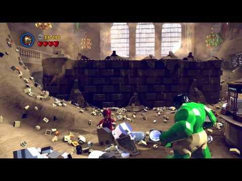 LEGO Marvel?s Avengers Playstation 4