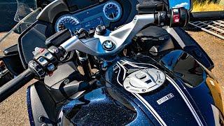 5. Special 2018 BMW R1200RT!! • Planet Blue Metallic! | BikeReviews