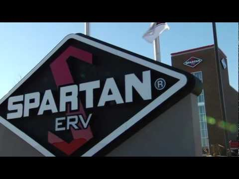Spartan ERV Video's