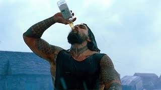 Aquaman Saves Fisherman   Bar Scene   Justice League  2017  Movie Clip Hd
