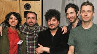 The Shins - Clapping Butter in session for Radio 1
