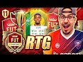 THIS CARD IS AMAZING!! *MUST BUY STRIKER*!! FIFA 18 Road To Fut Champions! Ultimate Team #11 RTG