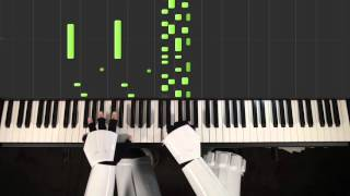 Cantina Band  STAR WARS Piano Cover hard  sheets