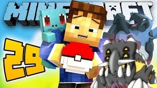 EPIC FOSSIL BATTLE! (Minecraft Pixelmon: Pokémon Mod Episode 29)
